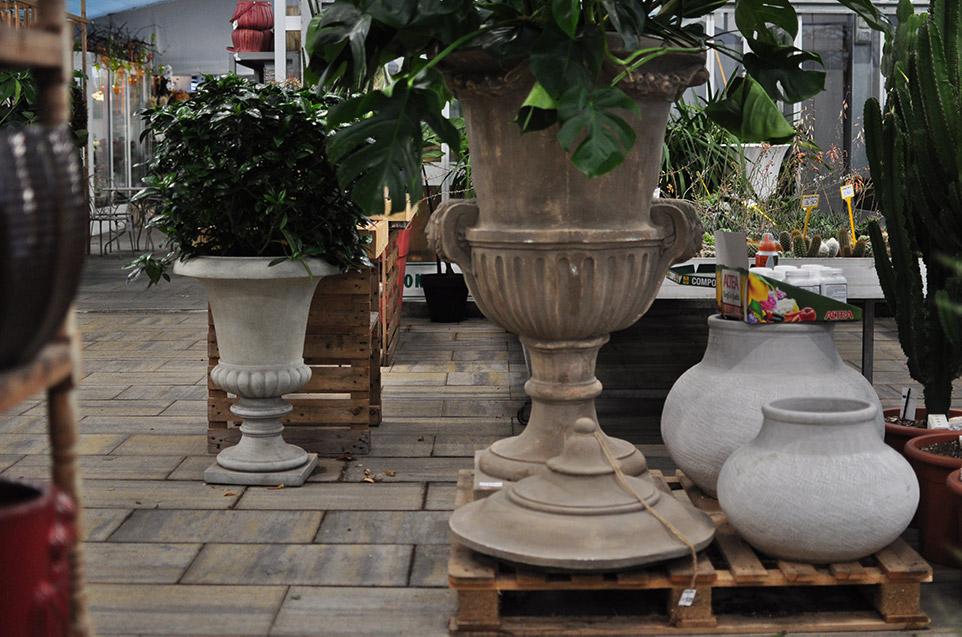vasi neoclassici vivaio volta